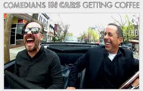 Seinfeld Original Comedians In Cars Getting Coffee Coming To Netflix