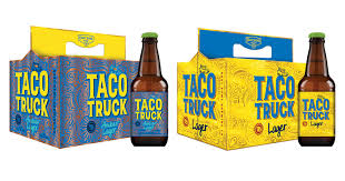 Dust Bowl Brewing Taco Truck Packaging - Blindtiger Design