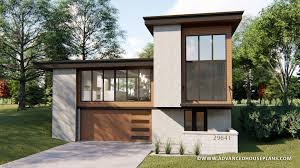 100 Small Contemporary Homes 15 Story Modern House Plan Aubrey Modern Style House