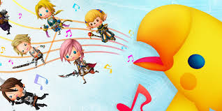 theatrhythm curtain call theatrhythm curtain call better late than never of