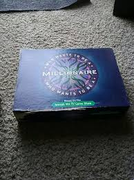 Who Wants To Be A Millionaire Board Game Ages 12 Adult