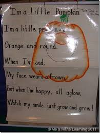 Poems About Halloween For Kindergarten by Best 25 October Song Ideas On Pinterest October Poem Fall
