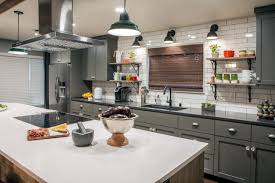 farmhouse kitchen island plans stainless steel sink orange shade