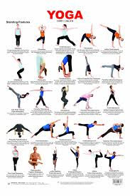 Buy Yoga Chart 1 Book Online At Low Prices In India