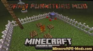 Dan s Furniture Minecraft PE Mod 1 2 0 1 1 5 1 1 4 1 0 0 Download
