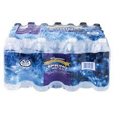 Spring Water 35 Bottles FAMILY PACK