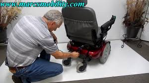 invacare pronto m91 power chair used power chair youtube