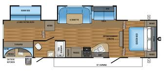 Jayco 2014 Fifth Wheel Floor Plans by Like Bump Out Queen Bed Bunkhouse Travel Trailer With Outdoor