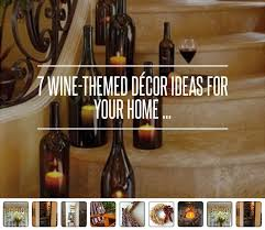 7 Wine Themed Decor Ideas For Your Home