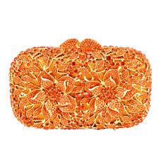 popular orange clutch purse buy cheap orange clutch purse lots