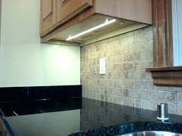 kitchen cabinet lighting led kitchen cabinets with lights