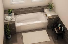 Americast Bathtub Home Depot by Tof 3060 Alcove Bathtub Aker By Maax