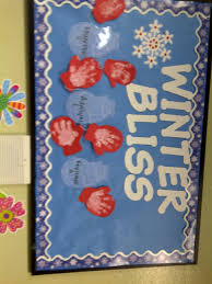 Winter Infant Bulletin Board BoardClassroom BoardsJanuary