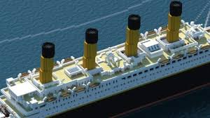 Minecraft Titanic Sinking Map by Rms Titanic Back Of The Legend Work In Progress Minecraft