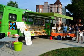 Kale On Wheels: Mobile Market Serves 'food Desert' Communities   WTOP
