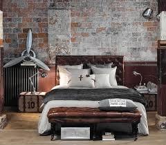 chambre style industrielle 1001 idées top pour décorer une chambre style industriel