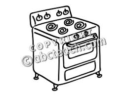 Stove Clipart Sketch Clip Art Basic Words Png Free Library