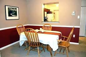 Small Dining Room Paint Ideas Living Colors Modern Elegant Color Table Pa Wall