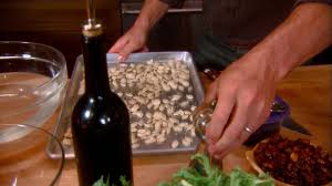Toasting Pumpkin Seeds In The Oven by Toasted Pumpkin Seeds Recipe Michael Chiarello Food Network