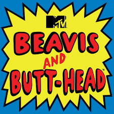 Beavis And Butthead Halloween by Beavis And Head Data
