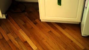 Hardwood Floor Buckled Water by This Is Why Water And Hardwood Dont Mix Excel Floors Huntley Il