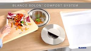 Blanco Sink Strainer Replacement Uk by The Blanco Solon Youtube