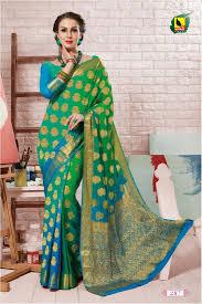 buy sakshi2 designer crepe silk sarees catalogue online from