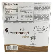 Power Crunch Bar By BioNutritional