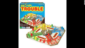 Trouble Was Introduced In The 1960s And Particularly Popular Certain Houses For Its Push Photos Classic Board Games