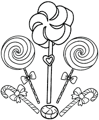 This Is Candyland Coloring Pages Images Free