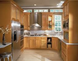 Masterbrand Cabinets Indiana Locations by Aristokraft Birch Cabinets With Light Finish Kitchen Other