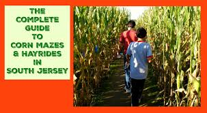 Halloween Attractions In Nj 2014 by The Complete Guide To South Jersey Corn Mazes Hayrides And Fall