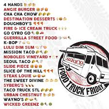 Wayno's - Food Truck (@WaynoSTL) | Twitter Completely Sauced The Southnerstl St Louis Food Trucks Roaming Hunger Frosty Favorites Slide Piece By Tommy Lee Guerrilla Street Dtown Filipino Pantries Depend On Holiday Dations To Help Them Get Through And Twangpin Twangfest June 69 2018 In Finn Chase Launches With Free Bombay Junkies Truck Association Cardinals New Food Truck Will Appear Outside Busch Around Friday Abite Of Life Menu Smokin Star Bbq
