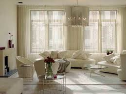 Living Room Curtain Ideas Brown Furniture by Sheer Curtain Ideas For Living Room Dorancoins Com