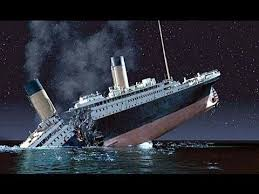 Titanic Sinking Animation Real Time by 10 Captivating Facts About The Titanic Sinking Youtube Titanic