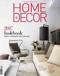 Home Decor Magazines Pdf by Home U0026 Decor Malaysia Magazine January 2017 Scoop