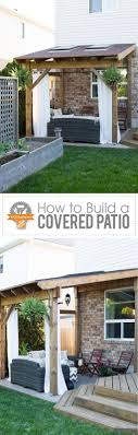 Best 25+ Outdoor Covered Patios Ideas On Pinterest | Back Patio ... Fresh Backyard Covered Patio Designs 82 For Your Balcony Height Decoration Outdoor Ideas Gallery Bitdigest Design Keeping Cool Mesh Retrespatio Builder Houston Outdoor Structures Decorating Ideas Backyard Covered Patio Designs Gable Roof Plans Magnificent Bathroom And Awesome Nz 6195 Simple All Home Decorations Popular Small With On Miraculous Plants Wonderful House