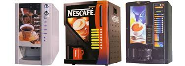 Commercial Fully Automatic Coffee Vending Machine High Quality