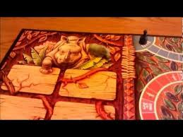 Jumanji The Board Game Review