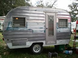 For Sale VINTAGE 1964 COMET Travel Trailer 13