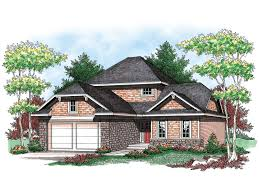 Images House Plans With Hip Roof Styles by Periwinkle Prairie Style Home Plan 051d 0595 House Plans And More