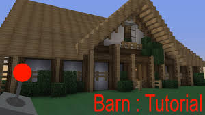 Minecraft Tutorial : Barn - Part 1 - YouTube Jgrtcnitfbnjt On Twitter Minecraft Tutorial How To Build A Minecraft Farm Idea Google Search Pinterest To A Horse Barn Youtube Part 1 Complex Small House Medieval Make Police Car Building House Modern In Youtube Arafen Gaming Xbox Xbox360 Pc House Home Creative Mode Mojang How Build Tutorial Easy Cow Gothic
