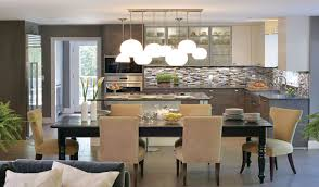 With A Great Client And Leicht Cabinetry To Reinvent The Kitchen Says Carol Kurth FAIA By Opening Up Just One Wall Doorway Merge Spaces