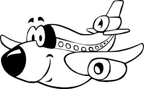 Free Coloring Page Coloringplanezen A Zen Plane To Color