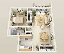 Simple House Plans Ideas by 50 One 1 Bedroom Apartment House Plans Architecture Design