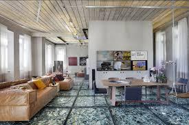 design fußboden aus spiegelscherben wohnraum als kunstwerk