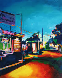 South First Street Food Truck Austin Texas Acrylic On Canvas | Sari ... Appetite Grows In Austin For Blackowned Food Trucks Kut Photos 80 Years Of Airstream The Rearview Mirror Perfect Food Texas Truck Stock Photos Friday Travaasa Style Brheeatlive Where Hat Creek Burger Roaming Hunger To Dig Into Frito Pie This Weekend Mapped Jos Coffee Don Japanese Ceviche 7 And More Hot New Eater 19 Essential In 34 Things To Do June 365 Tx Fort Collins Carts Complete Directory Wurst Tex Place Is Sooo Good Pinterest Court Open On Barton Springs Rd