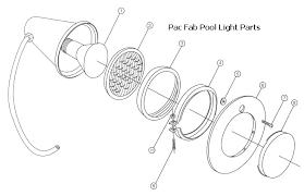 swimming pool lighting care repair