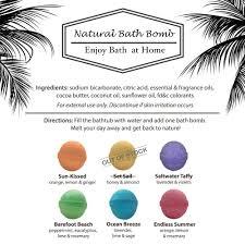 Sunflower Bath Gift Set by Natural Essential Oil Bubble Bath Ball Bomb U2013 Deal Blab