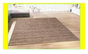 vimoda teppich wohnzimmer kurzflor modern meliert